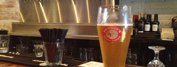 Bar Hop is one of Toronto: A Bartender's Choice.