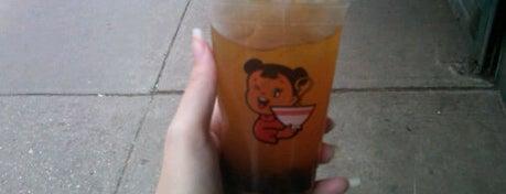 Ajisen Ramen is one of Jenn's Bubble Tea Faves.