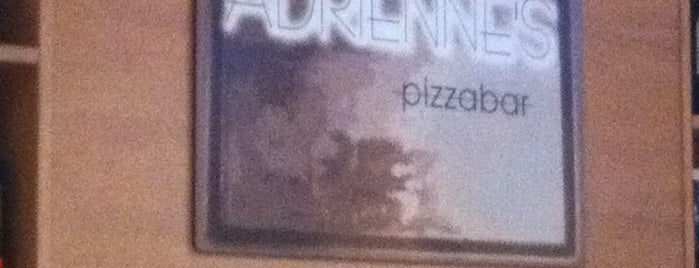 Adrienne's Pizza Bar is one of NYC Pizza.