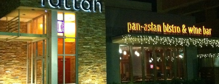 Rattan Pan-Asian Bistro is one of Andrew: сохраненные места.