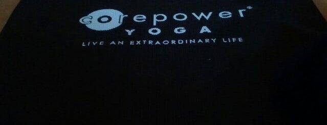 CorePower Yoga is one of Charming Saint Paul #4sqCities.