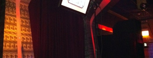 The Comedy Bar is one of Top comedy clubs.