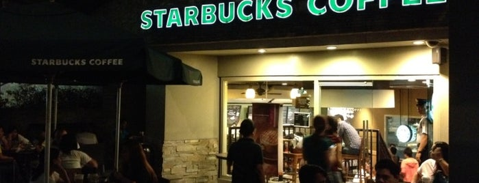 Starbucks Coffee is one of Recorded.