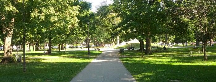 Queen's Park is one of Toronto.