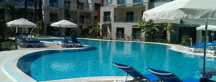 Sundance Suites Hotel is one of Bodrum.