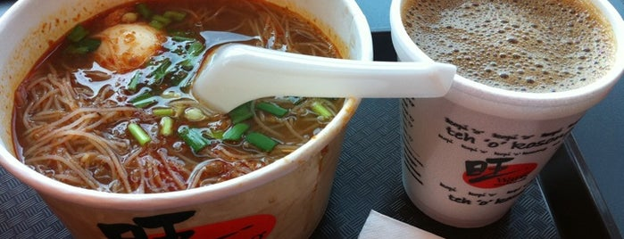Wang Cafe is one of Micheenli Guide: Supper hotspots in Singapore.