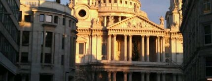 セント・ポール大聖堂 is one of Stuff I want to see and redo in London.