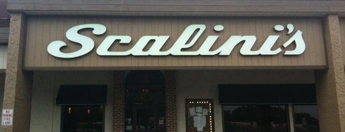 Scalini's Italian Restaurant is one of Atl.