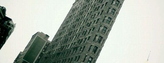 フラットアイアンビルディング is one of Relax in NYC.