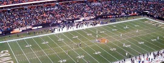 FirstEnergy Stadium is one of Come C Cleveland! #VisitUs.