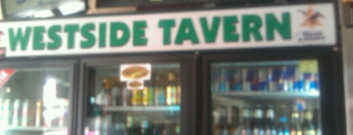 Westside Tavern is one of Tempat yang Disukai Devon.