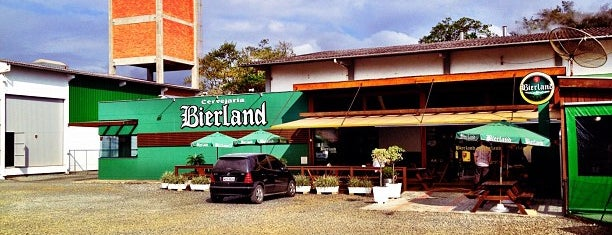 Bierland is one of Locais curtidos por Pati.