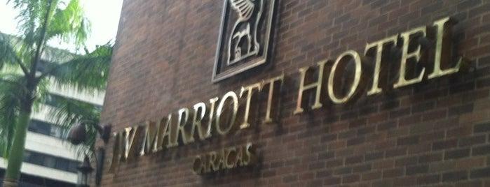 JW Marriott Hotel is one of Locais curtidos por Jimmy.