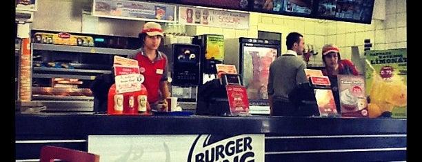 Burger King is one of Eymen : понравившиеся места.
