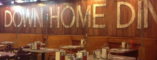 Down Home Diner is one of Philly Phoodies.