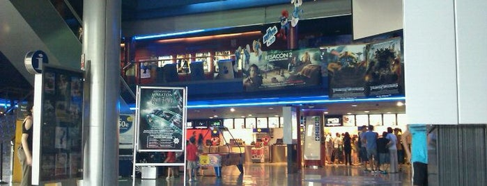 Cinesa Heron City is one of Nou Barris.