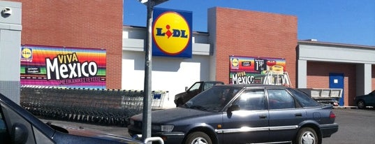 Lidl is one of Chios Island.