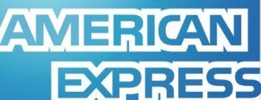 American Express - Venue list