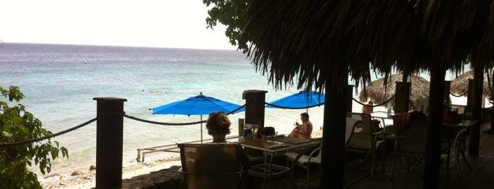 Lodge Kura Hulanda and Beach Club is one of NewNowNext Travel.