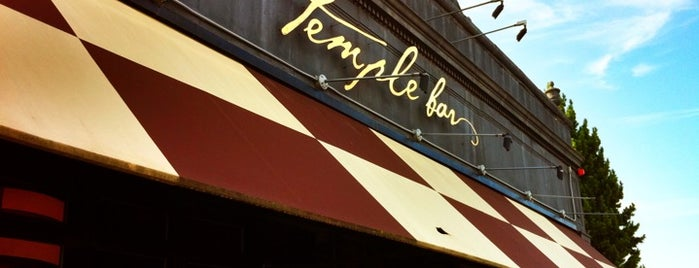 Temple Bar is one of Bean Town Grub.
