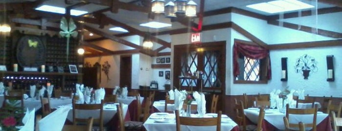 Casaletto Ristorante is one of Personal NY.