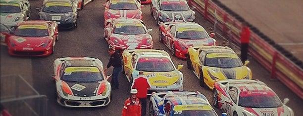 Autodromo Internazionale Del Mugello is one of Bucket List for Gearheads.