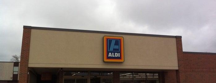 ALDI is one of Milwaukee.