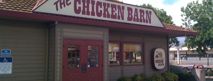 Chicken Barn is one of California Favorites.