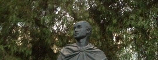 Estatua Simon Bolivar is one of Santiago de Chile.