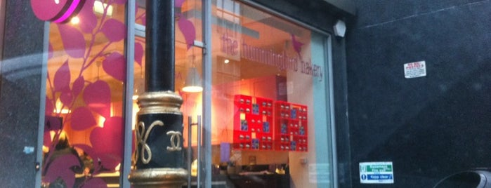 The Hummingbird Bakery is one of Let's go to London!.