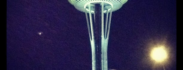 Space Needle is one of My list befor am gone.