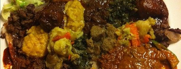Messob Ethiopian Restaurant is one of YumLA.