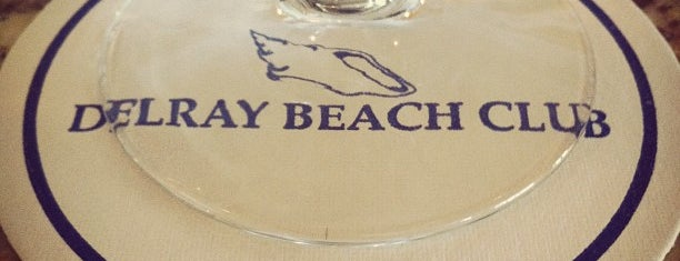 The Delray Beach Club is one of Delray.
