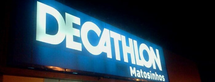 Decathlon is one of Portugal.
