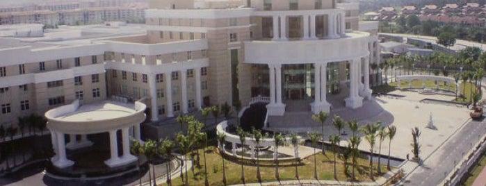 SEGi University is one of Knowledge Centre.