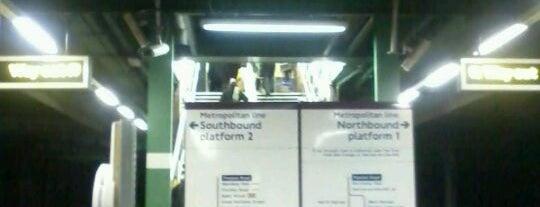 Preston Road London Underground Station is one of Underground Stations in London.