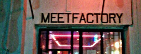 MeetFactory is one of praha umělecká / artistic prague.