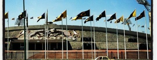 Estadio Olímpico Universitario is one of Big Matchs's Today!.