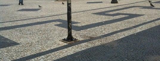 Praça Visconde de Indaiatuba (Largo do Rosário) is one of Lugares por AE.