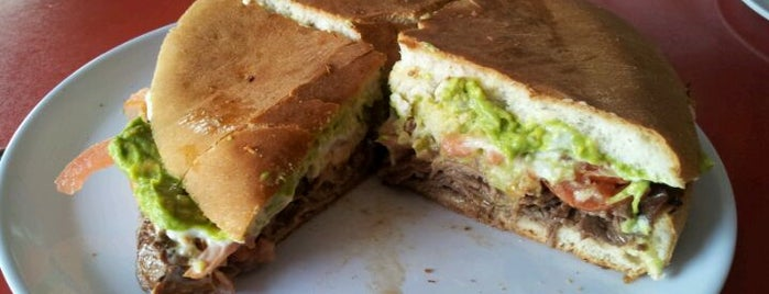 Donde El Guatón is one of Ruta de cafés, sandwich, almuerzos.
