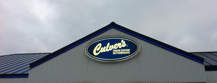 Culver's is one of Must See Things In Milwaukee.