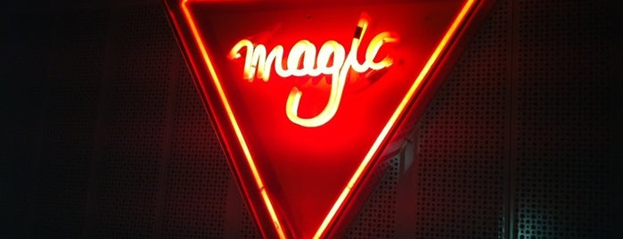 Magic Rock Club is one of Puente en Barcelona.