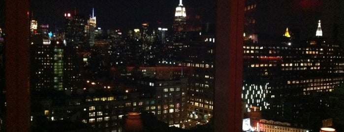 Le Bain is one of Must-visit Nightlife Spots in New York.