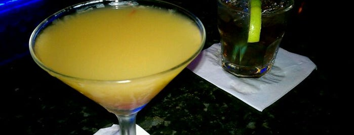 Bleu Martini is one of Philly.