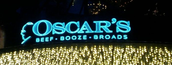 Oscar's Steakhouse is one of Las Vegas, NV.
