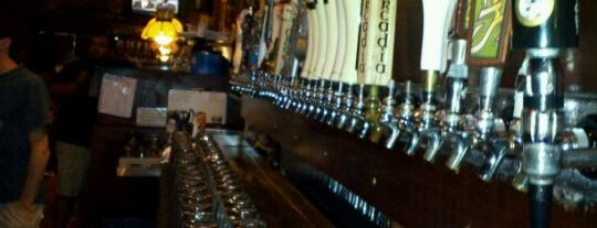 Ashley's Ann Arbor is one of Draft Magazine Best Beer Bars.
