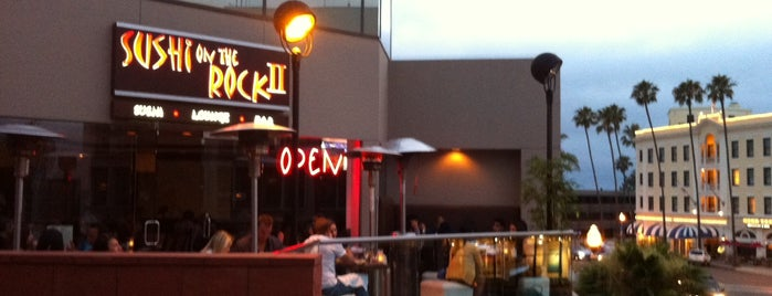 Sushi On The Rock is one of Lajolla.