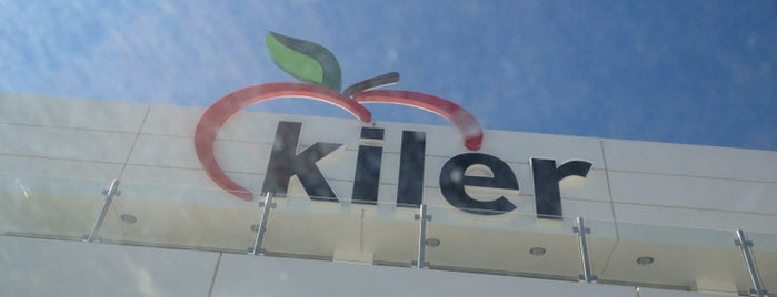 Kiler Supermarket is one of Lieux sauvegardés par Serdar.