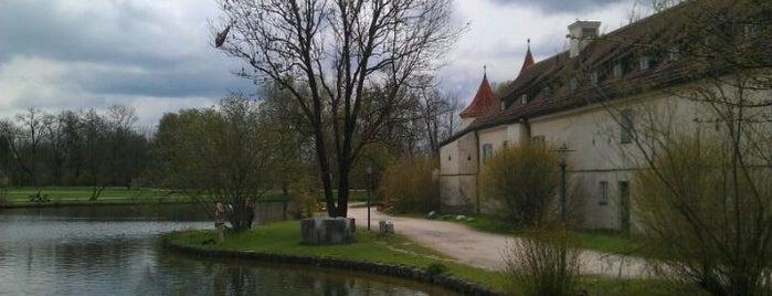 Schlosschänke Blutenburg is one of Ausflüge.
