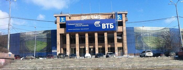 Стадион «Динамо» is one of Moscow - Kelifestyle.